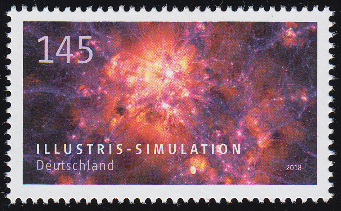 3426 Astrophysik: Illustris-Simulation, ** 0