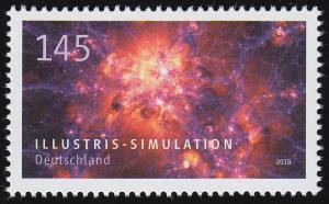 3426 Astrophysik: Illustris-Simulation, **