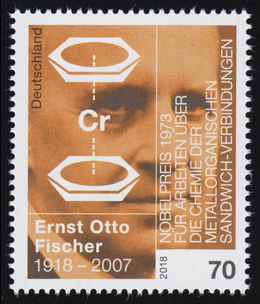 3420 Chemiker und Nobelpreisträger Ernst Otto Fischer, ** 0