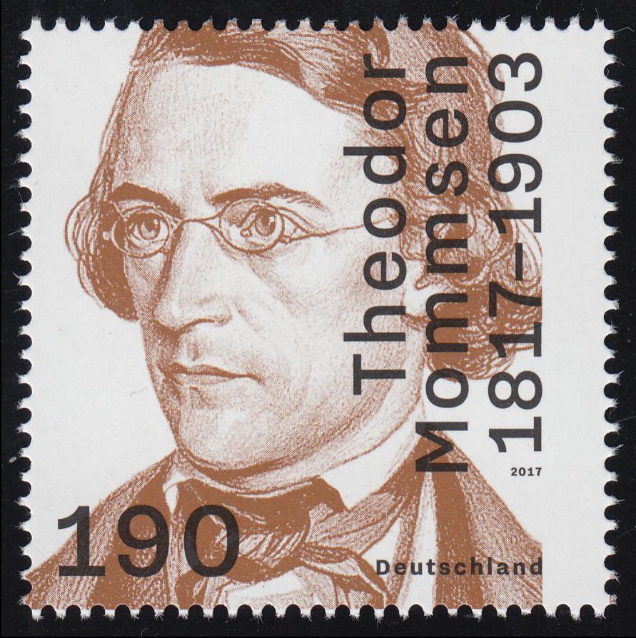 3343 Theodor Mommsen - Nobelpreisträger für Literatur, ** 0