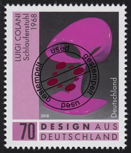 3271 Design aus Deutschland: Möbel und Lifestyle - Schlaufenstuhl O