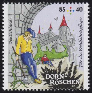 3133 Wofa Grimms Märchen - Dornröschen 85 Cent **
