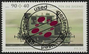 2947 Jugend 90 Cent: Nebenbahnlokomotive O