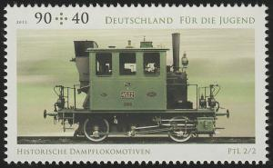 2947 Jugend 90 Cent: Nebenbahnlokomotive **