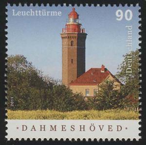 2879 Leuchtturm Dahmeshöved ** postfrisch