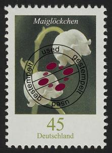 2794 Blume Maiglöckchen O