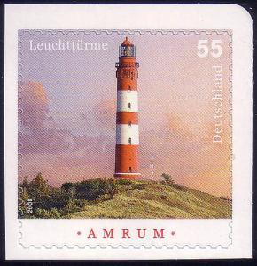 2683 Leuchtturm Amrum selbstklebend aus MH 75 O