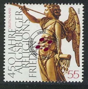 2488 Augsburger Religionsfrieden Friedensengel O