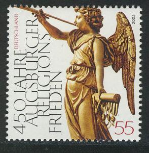 2488 Augsburger Religionsfrieden Friedensengel **