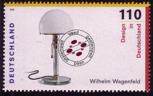 2003 Design aus Block: Tischleuchte O