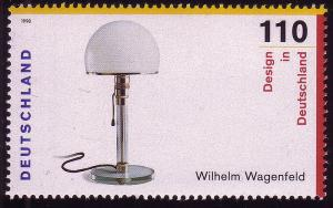 2003 Design aus Block: Tischleuchte **