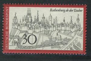 603 Fremdenverkehr Rothenburg ob der Tauber, **