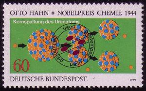 1020 Nobelpreisträger Physik Hahn  O