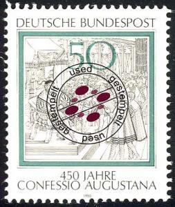 1051 Augsburger Bekenntnis O