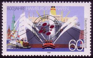 1419 Hamburger Hafen O