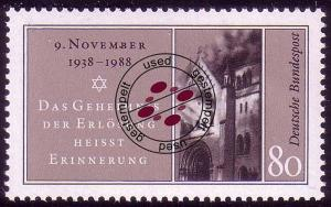 1389 Reichskristallnacht O