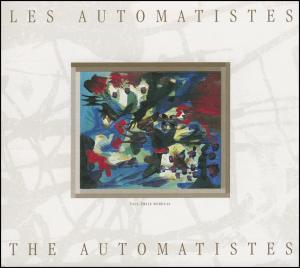 Kanada: Klappkarte The Automatistes - Impressionismus Entwürfe Montrealer Maler