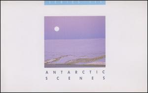 Australisches Antarktis-Territorium Antarctic Scenes Series III im Folder 1987
