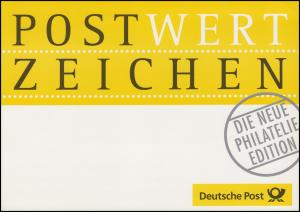 Block 43 Parlamentarischer Rat Paulskirche MiK Neue Philatelie-Edition ESSt Bonn