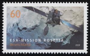 3476 Astrophysik - Mission Rosetta, ** postfrisch