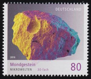 3478 Mikrowelten - Mondgestein, ** postfrisch