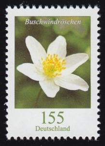 3472 Blume Buschwindröschen, nassklebend, ** postfrisch
