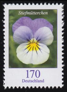 3473 Blume Stiefmütterchen, ** postfrisch