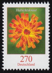 3475 Blume Habichtskraut, ** postfrisch