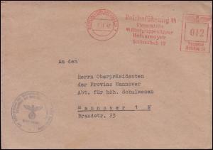 AFS Reichsführung SS Dienststelle Obergruppenführer Berlin-Grunewald 5.11.42