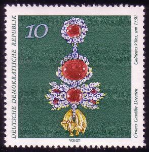 1683 Grünes Gewölbe Goldenes Vlies 10 Pf **