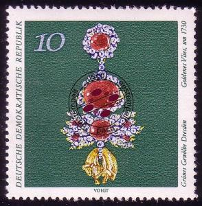 1683 Grünes Gewölbe Goldenes Vlies 10 Pf O