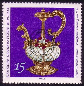 1684 Grünes Gewölbe Prunkkanne 15 Pf O