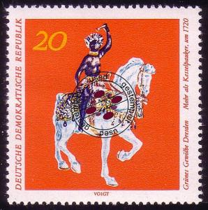 1685 Grünes Gewölbe Kesselpauker 20 Pf O