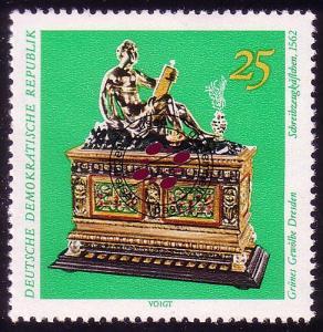 1686 Grünes Gewölbe Schreibzeugkästchen 25 Pf O