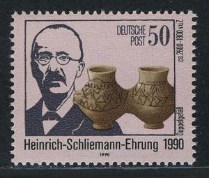 3365 Heinrich Schliemann 50 Pf **