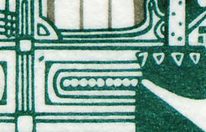 28a MH SWK PLF großer grüner Fleck in der Tür, Feld 2, **