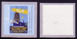 2755 ILA mit Nummer 5, postfrisch