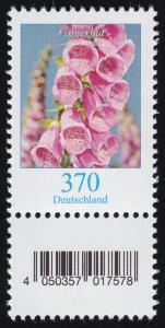 3501 Fingerhut 370 Cent, mit Nummer und Codierfeld **