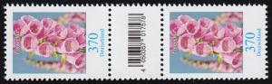 3501 Fingerhut 370 Cent, Paar mit Nummer, Codierfeld, ohne Nummer **