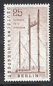 157 Deutsche Industrie-Ausstellung - Marke **