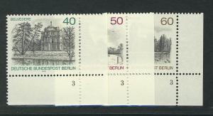578-580 Berlin-Ansichten 1978, FN3 Satz **