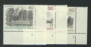 578-580 Berlin-Ansichten 1978, FN1 Satz **