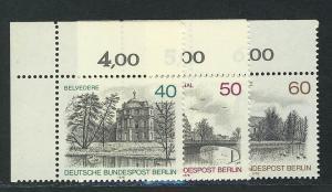 578-580 Berlin-Ansichten 1978, Ecke o.l. Satz **