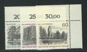 578-580 Berlin-Ansichten 1978, Ecke o.r. Satz **
