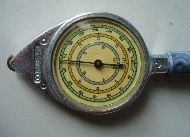 Entfernungsmesser Für Landkarten : Entfernungsmesser kurvimeter freiberger präzisionsmechanik ddr