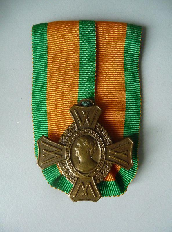 Kriegsmedaille Kreuz Niederlande