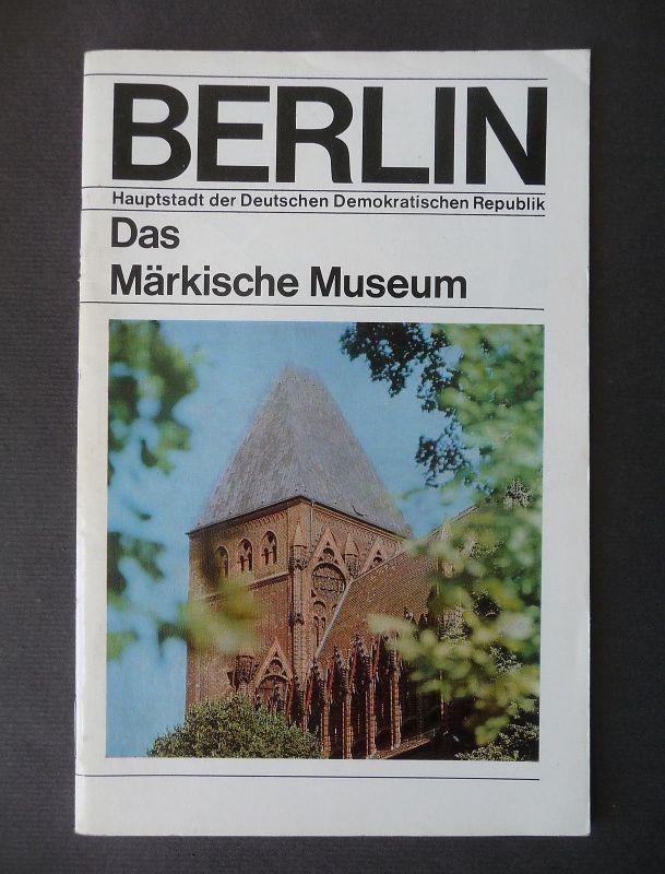 Führer Berlin Märkisches Museum 1976