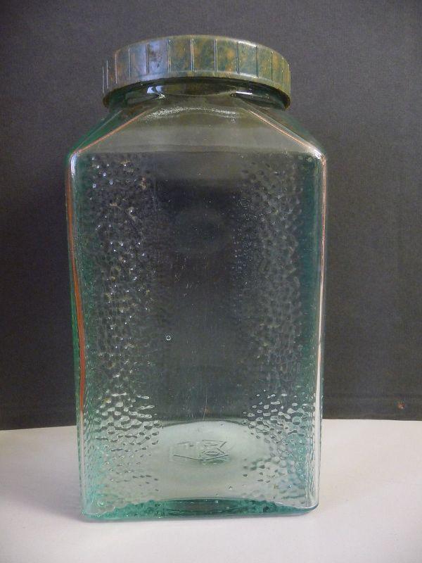 Vorratsglas Glasbehälter Bonbonglas mit Schraubdeckel