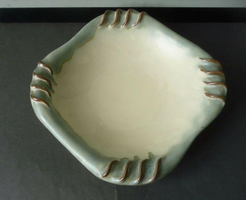 Große Schale Keramik / Gräfenroda Carstens CG