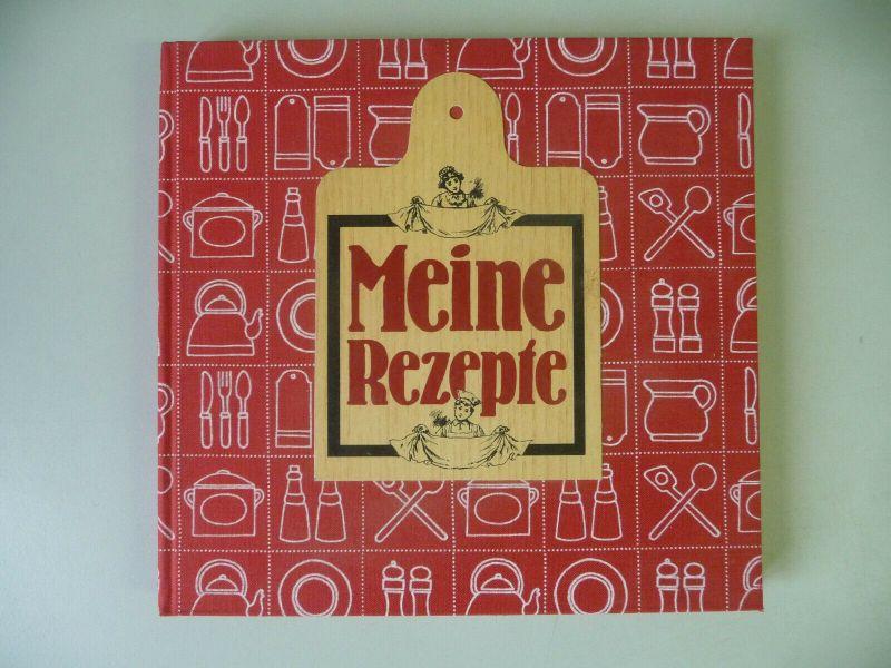 Rezeptbuch Kochbuch